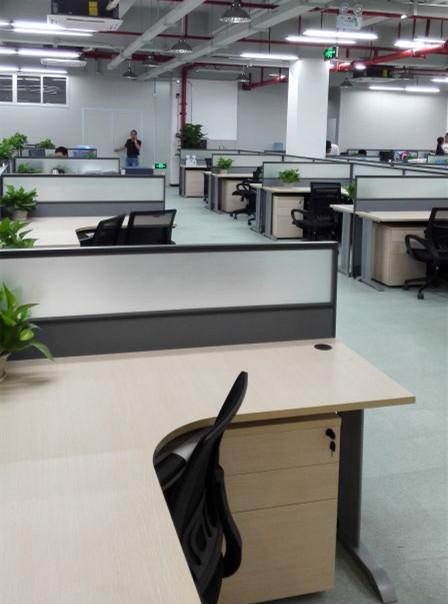 珠海华发保障房办公区室内空气净化甲醛祛除项目