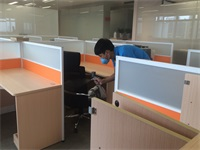 佳兆业地产集团珠海公司办公室室内空气净化